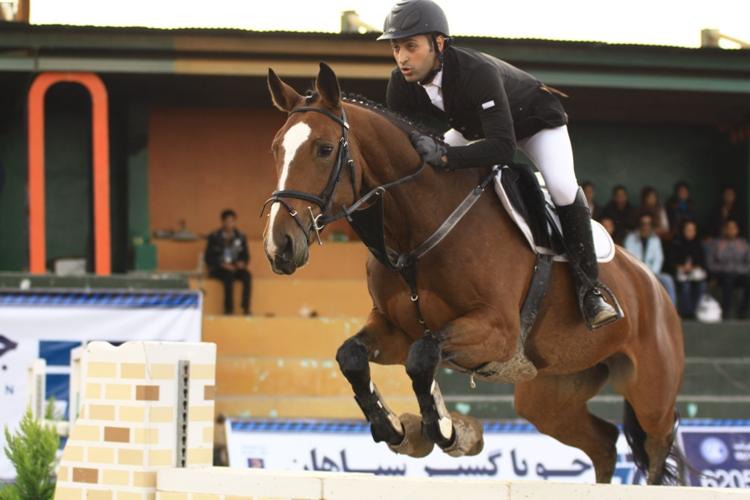 نتایج ششمین مسابقه پرش با اسب هیأت سوارکاری استان اصفهان در سال 95