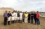 نتایج اولین مسابقه درساژ هیأت سوارکاری استان اصفهان در سال 95