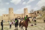 نتایج اولین مسابقه استقامت هیأت سوارکاری استان اصفهان در سال 95