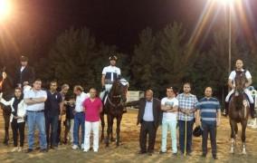 نتایج هشتمین مسابقه پرش با اسب هیأت سوارکاری استان اصفهان در سال 95