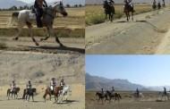 نتایج دومین مسابقه سواری استقامت هیأت سوارکاری استان اصفهان در سال 95