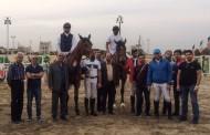نتایج یازدهمین مسابقه پرش با اسب هیأت سوارکاری استان اصفهان در سال 95