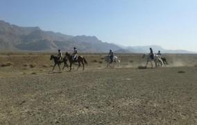اطلاعیه برگزاری سومین مسابقه سواری استقامت هیأت سوارکاری استان اصفهان در سال 95