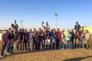 نتایج دوازدهمین مسابقه پرش با اسب هیأت سوارکاری استان اصفهان در سال 95