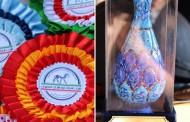نتایج سیزدهمین مسابقه پرش با اسب هیأت سوارکاری استان اصفهان در سال 95