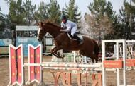 نتایج شانزدهمین مسابقه پرش با اسب هیأت سوارکاری استان اصفهان در سال 95