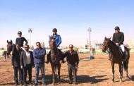 نتایج هجدهمین مسابقه پرش با اسب هیأت سوارکاری استان اصفهان در سال 95