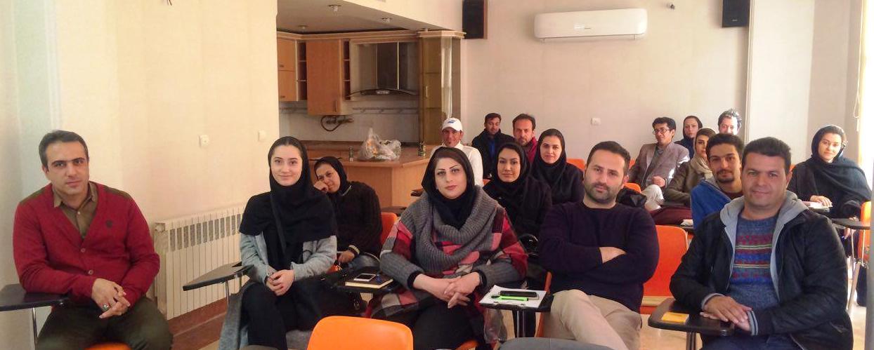 کلاس کمکهای اولیه هیأت سوارکاری استان اصفهان در سال 95