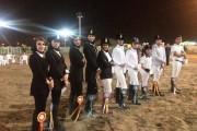 نتایج سومین مسابقه پرش با اسب هیات سوارکاری استان اصفهان در سال 96