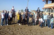 نتایج ششمین مسابقه پرش با اسب هیأت سوارکاری استان اصفهان در سال 96