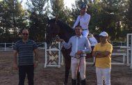 نتایج دهمین مسابقه پرش با اسب هیأت سوارکاری استان اصفهان در سال ۹۶