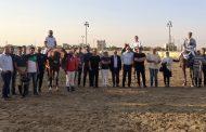 نتایج دوازدهمین مسابقه پرش با اسب هیأت سوارکاری استان اصفهان در سال ۹۶