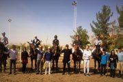 نتایج سیزدهمین مسابقه پرش با اسب هیأت سوارکاری استان اصفهان در سال ۹۶