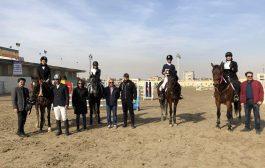 نتایج شانزدهمین مسابقه پرش با اسب هیأت سوارکاری استان اصفهان در سال ۹۶